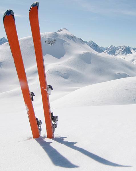 location vente ski surf Crest Voland
