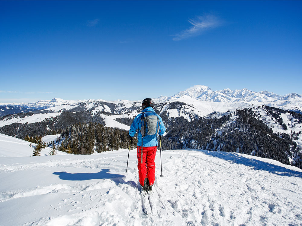 location ski et snow Crest Voland