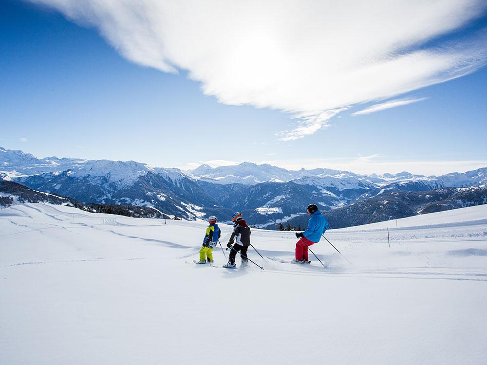 vente accessoires de ski les Saisies